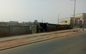 5000sqm Fenced Commercial Land with C of O, After Coza, Guzape District, Abuja, Commercial Land for Sale