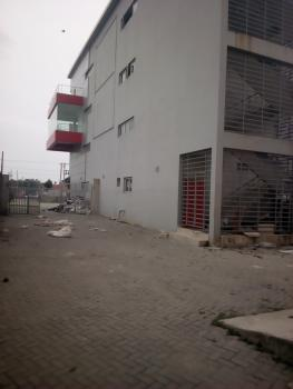 3 Storey Office Building with Big Warehouse, Near Abraham Adesanya Estate, Sangotedo, Ajah, Lagos, Commercial Property for Sale