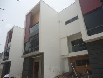 Luxury  4 Bedroom Terrace Detached Duplex, Agungi, Lekki, Lagos, Terraced Duplex for Sale