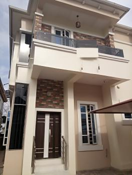4 Bedroom Semi Detached with Bq Inwest End Estate in  Ikota Villa Estate, Chevron Axis for 55.5m, Westend Estate, Chevy View Estate, Lekki, Lagos, House for Sale