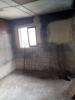 a Fairly Used and Renovated Room Self Contained, Off Bajulaiye Road, Bariga, Shomolu, Lagos, Self Contained (studio) Flat for Rent
