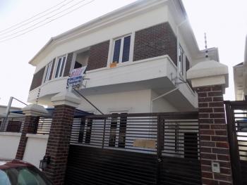 Tastefully Finished 3 Bedroom Fully Detached Duplex with Bq,inverter/solar Panels, Osapa, Lekki, Lagos, Detached Duplex for Rent