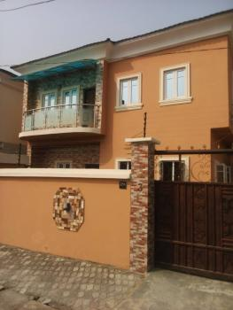 Solid Structured and Well Maintained 5 Bedroom Fully Detached Duplex with Bq, Chevy View Estate, Lekki, Lagos, Detached Duplex for Sale