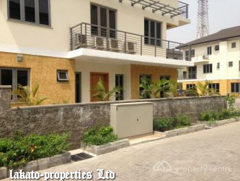 a Beautifully Built Brand New 4 Bedroom Duplex with Pool & Gym, Off Admiralty Way, Lekki Phase 1, Lekki, Lagos, Semi-detached Duplex for Sale