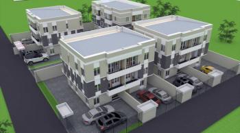 5 Bedroom Semi Detached House  (off Plan Sale), Lekki, Osapa, Lekki, Lagos, Semi-detached Duplex for Sale