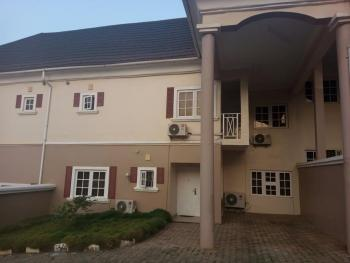 a Serviced and Fairly Maintained 4 Bedroom Terrace Duplex, Close to Jimeta Filling Station, Apo, Abuja, Terraced Duplex for Rent