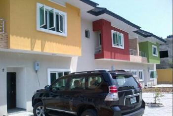 4 Bedroom Terrace Duplex with 2 Living Room, Nicon Town, Lekki, Lagos, Detached Duplex for Sale