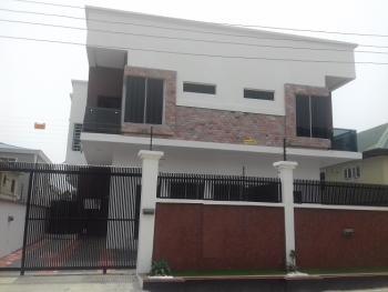 a Lovely 4 Bedroom Semi-detached Duplex with a Room Boy's Quarter, Osapa, Lekki, Lagos, Semi-detached Duplex for Sale