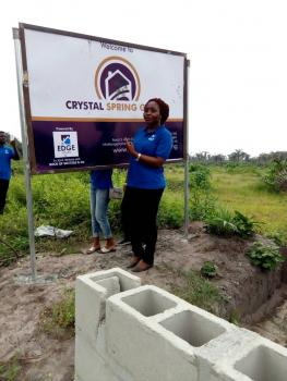 Land, Behind Amen Estate, Via Kaiyetoro, Lekki Free Trade Zone, Lekki, Lagos, Residential Land for Sale