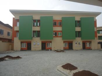 Luxury 4 Bedroom Terrace with Excellent Facilities, Osapa, Lekki, Lagos, Terraced Duplex for Sale