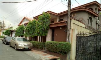 Solid 7 Bedroom Detached House with Pent House, Akora Estate, Adeniyi Jones, Ikeja, Lagos, Detached Duplex for Sale