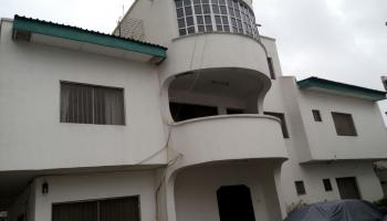 Solid Structured 8 Bedroom Fully Detached House, Muri Okunola Street, Victoria Island (vi), Lagos, Detached Duplex for Sale