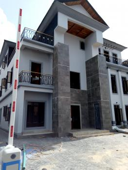 Exotic and Luxuriously Built 5 Bedrooms Duplex with Bq,  Swimming Pool, Elevator, Automated Gate with Stainless Steal Dwarf Fence, Banana Island, Ikoyi, Lagos, Detached Duplex for Sale