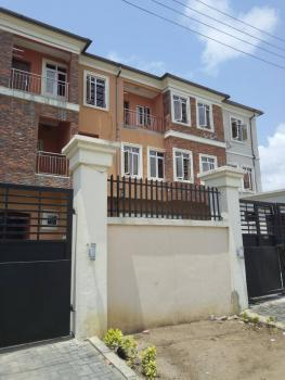 Brand New 5 Bedroom Terrace on Two Floors* with Gatemans House, Self Compound, Bq, West Gate Estate, Ologolo, Lekki, Lagos, Block of Flats for Sale