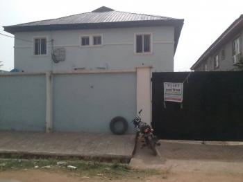 Nice 2 Bedroom En Suite with Tiles Round in a Serene and Secure Estate, Gloryland Estate, Isheri Olofin, Alimosho, Lagos, Self Contained (studio) Flat for Rent