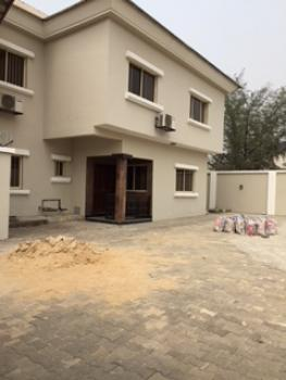 4 Bedroom Semi Detached House with 3 Rooms Bq, Parkview, Ikoyi, Lagos, Semi-detached Duplex for Rent