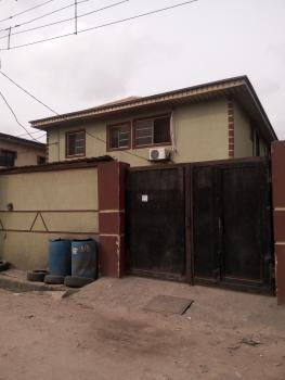 Executive Room Self Contained at Upstairs, Off Williams Street, Sawmil, Medina, Gbagada, Lagos, Self Contained (studio) Flat for Rent