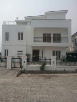 Exquisitely Finished and Fully Furnished 4 Bedroom Fully Detached Duplex with a Room Bq, Lekki County Homes, Lekki, Lagos, Detached Duplex for Sale