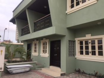 4 Bedroom Semi Detached House with a Room Bq, Bourdillion, Old Ikoyi, Ikoyi, Lagos, Semi-detached Duplex for Rent