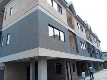 a Lovely 3 Bedroom Terrace Duplex, Agungi, Lekki, Lagos, Terraced Duplex for Sale