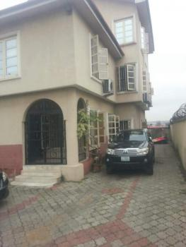 5 Bedroom Fully Detached House with Bq in a Serene Estate, Off Airport Road, Ajao Estate, Isolo, Lagos, Detached Duplex for Sale