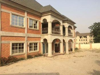 Newly Built Palatial 5 Bedroom Fully Detached House with Bq on 1695sqm of Land, Asokoro Extension, Gusape District, Asokoro District, Abuja, Detached Duplex for Sale