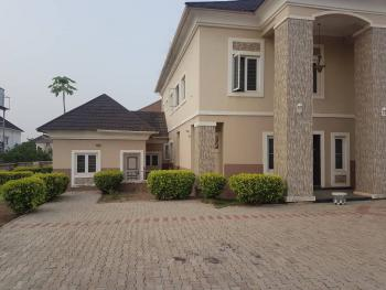 a Standard 5 Bedrooms Detached Duplex with 2 Rooms Guest Chalet and an Attached Bq, Off Sunnyvale Estate, in Congress Court (accessed Through Sunnyvale Gate), Dakwo, Abuja, Detached Duplex for Rent