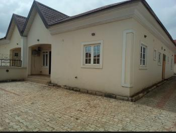 a Decently Maintained 3 Bedroom Semi-detached Bungalow, Congress Court Inside Sunnyvale Estate, Dakwo, Abuja, Semi-detached Bungalow for Rent