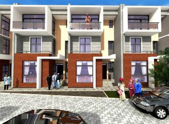 6 Units of 5 Bedroom Terrace Duplexes, Audi Ogbe Street, Jabi, Abuja, Terraced Duplex for Sale
