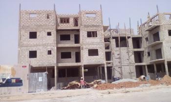16 Units of Blocks of 3 Bedroom Flats, Opposite Nizamiye Hospital, Mbora, Abuja, Flat for Sale