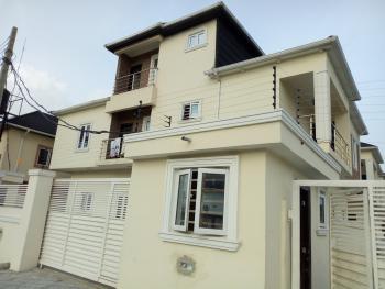 Newly Built Luxurious 5 Bedroom Terrace Duplex with  Bq, Ikate Elegushi, Lekki, Lagos, Detached Duplex for Rent