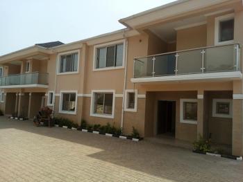Brand New 4 Bedroom Terraced Duplexes Each with 2 Rooms Basement Apartment Bq, Behind Legislative Quarters,  Off Zone E, Apo, Abuja, Terraced Duplex for Rent