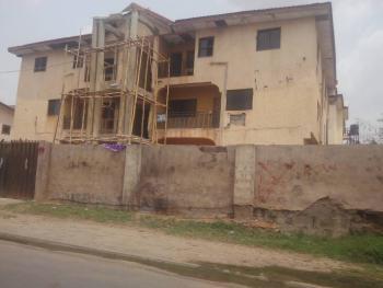 4 Units, 2 Bedrooms Flat & 6 Units, 1 Bedrooms Mini Flat( Old Building), Off Ahmadu Bello Way, Area 11, Garki, Abuja, Block of Flats for Sale