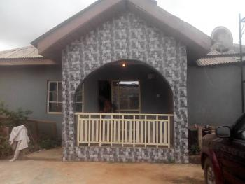 a Bungalow of 3 Bedroom and a Mini Flat on More Than Half Plot of Land, Off Giwa Road, Aboru, Iyana Ipaja, Alimosho, Lagos, Detached Bungalow for Sale