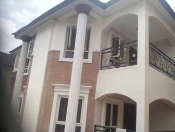 Luxury Newly Built 3 Bedroom Flat with Bq, Phase 1, Gra, Magodo, Lagos, Flat for Rent
