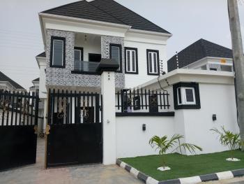 Newly Built 5 Bedroom Detached Duplex with a Room Bq, White Oak Estate, Ologolo, Lekki, Lagos, Detached Duplex for Sale