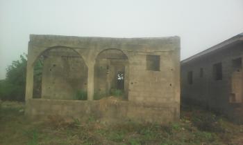 3 Bedroom Flat Built to Rooming Level, Pakuro, Mowe Ofada, Ogun, Detached Bungalow for Sale