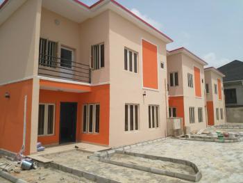 Brand New 4 Bedroom Terrace Duplex, Off 2nd Toll Gate, Chevron Roundabout, Lekki Expressway, Lekki, Lagos, Terraced Duplex for Sale