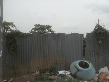 6 Plots of Land on a Major Road, Aba Road, D-line, Port Harcourt, Rivers, Commercial Land for Sale