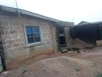 2 Bedroom Flat Uncompleted Up to Window Decking Level with Mini Flat Completed, Unique Estate, Baruwa, Ipaja, Lagos, Semi-detached Bungalow for Sale