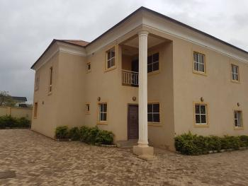 a Compound Containing 4 Units of Attached 3 Bedroom Duplexes Good for Commercial Or Residential Use, 40 Meters Off Games Village Expressway, Kaura, Abuja, Terraced Duplex for Rent