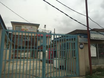 Commercial 2 Storey Building, Directly on Ipaja Road, Agege, Lagos, Commercial Property for Sale
