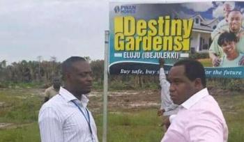 Destiny Gardens Estate Phase1, Eluju, Ibeju Lekki, Lagos, Mixed-use Land for Sale