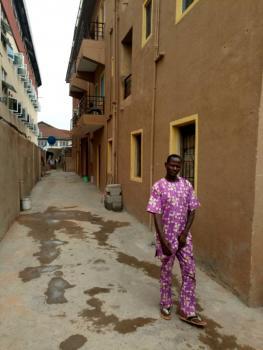 a Brand Newly Built Mini Flat, Ojuelegba, Surulere, Lagos, Mini Flat for Rent
