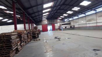 2 Bay Warehouse, Size 4500 Sqm, Title C of O., Ajao Estate, Isolo, Lagos, Warehouse for Sale