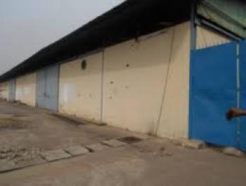 2 Bay Warehouse  on 2 Acres, Title C of O, Ajao Estate, Isolo, Lagos, Warehouse for Sale