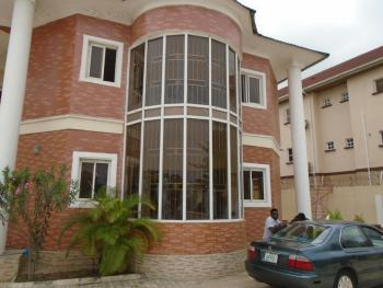 Spacious 8 Bedroom Detached Duplex, Jabi, Abuja, Detached Duplex for Rent