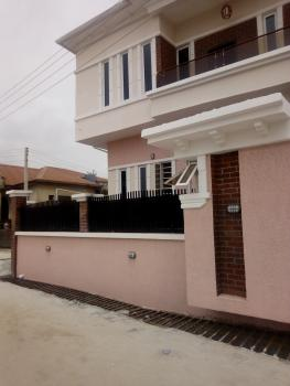 Brand New 4 Bedroom Duplex with Bq, Devine Homes Estate, Thomas Estate, Ajah, Lagos, Detached Duplex for Sale