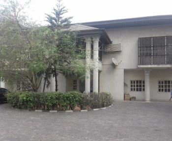 Luxury 8 Bedroom Semidetached House with 2 Bedroom Flat/bq on Over 1350sqm Land, Palmgroove Estate, Palmgrove, Ilupeju, Lagos, Semi-detached Duplex for Sale