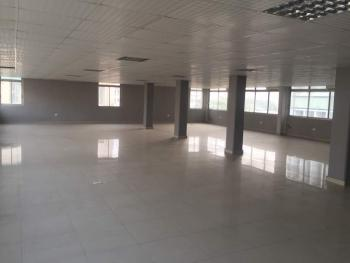 Serviced 100sqm First Class Open Plan Office Space, Mobolaji Bank Anthony Way (airport Road), Ikeja Gra, Ikeja, Lagos, Office Space for Rent
